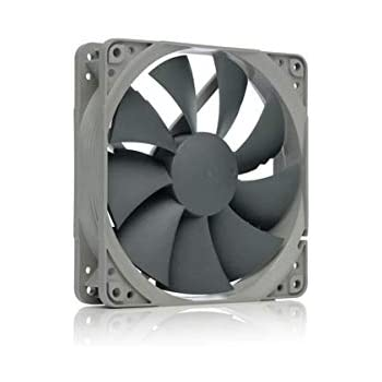 Noctua NF-P12 redux-1300 PWM, High Performance Cooling Fan, 4-Pin, 1300 RPM (120mm, Grey)