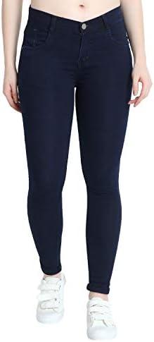 ZXN Clothing Women's & Girls' Regular Fit Jeans