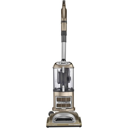 Shark Navigator Lift-Away Deluxe Upright Vacuum, White/Si...