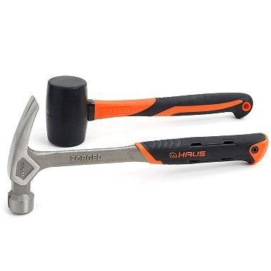 Anti Vibration Hammer w/ Bonus Rubber Mallet