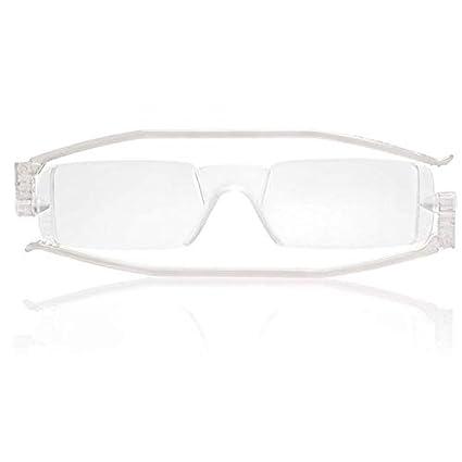 2f05c86d89 Gafas de Lectura Plegables Nannini Compact 1 (Transparente, 2.00 ...