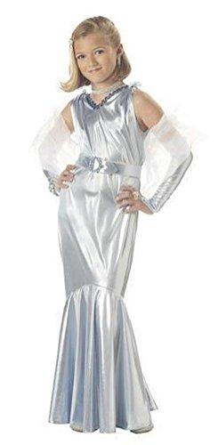 POPLife Hollywood Glamorous Movie Star Child Costume (Hollywood Movie Costume And Props)