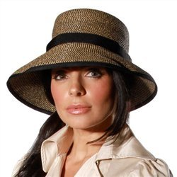 physician-endorsed-womens-pitch-perfect-black-tweed-sun-hat