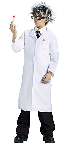 Partyland Lab Coat, Boys (One Size) Costume