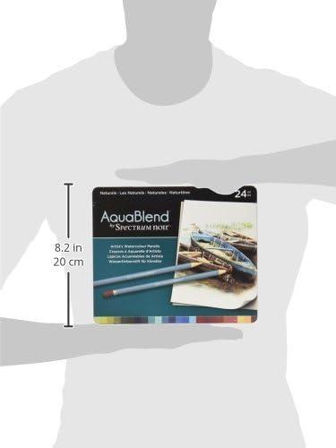 Naturals Aquablend by Spectrum Noir Spectrum Noir AquaBlend Watercolour Pencil Set