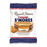 Russell Stover Caramel and Marshmallow S'mores, 1.3 oz. Bar