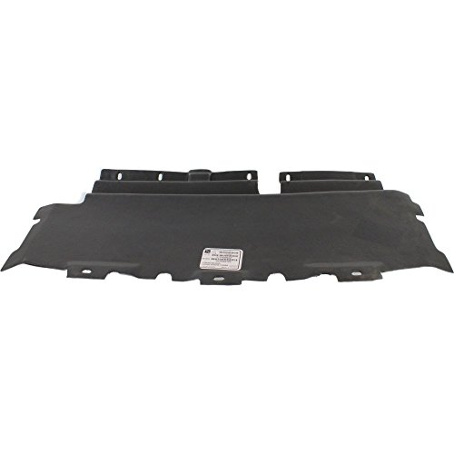 Engine Splash Shield compatible with Ford F-Series 99-04 Under Cover/Air Deflector Lower 2WD ()