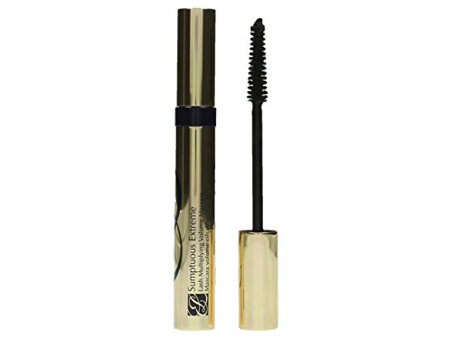 Estee Lauder Sumptuous Extreme Lash Multiplying Volume Mascara for Women, No.01 Extreme Black, 0.27 - Mascara Lauder Volumizing Estee
