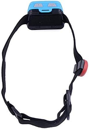 YGB Taschenlampe, Kopflampe, 10 Stück, Mini-LED-Scheinwerfer, Kopflampe, Stirnlampe, Akku-Taschenlampe, Camping, Wandern, Angeln