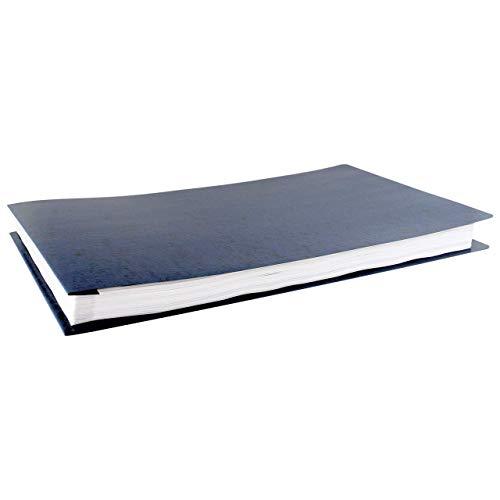 11x17 Pressboard Binder, Pack of 10, Midnight Blue (526322) (11 X 17 Pressboard Binder)