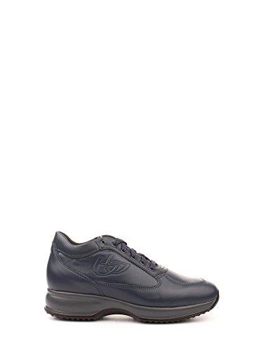 Byblos Sneaker donna 667301 in pelle nero, blu (navy) grigio 40 autunno inverno 2017