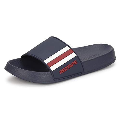 Red Tape Men's Rff0094a Slide Sandal