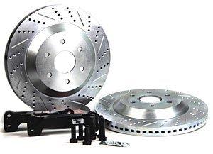 Baer Brakes 2302023 (EradiSpeed+ 1) Brake Rotor Upgrade ()