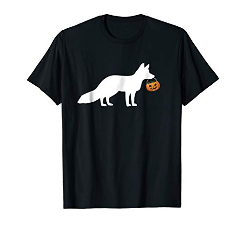 Funny Fox Halloween Costume T-Shirt for Toddler -