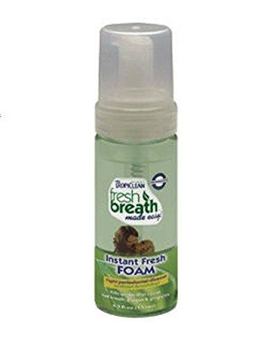 Price comparison product image Tropiclean Fresh Mint Dental Foam