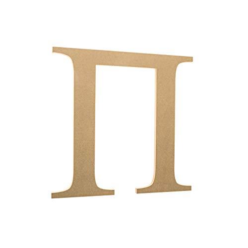 Pi Greek Letter - 6
