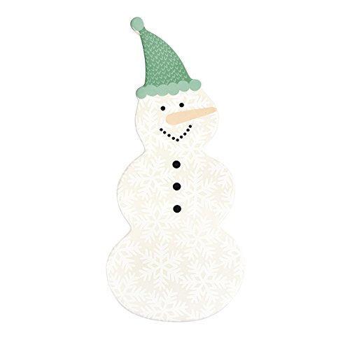 Coton Colors Snowman Big Attachment