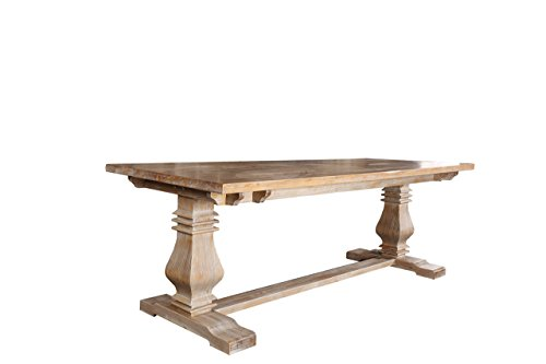 Rustic Dining Table - 7
