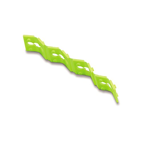 Gardner Bender GSP-24 24 Piece Switch and Receptacle Spacers, Neon Green