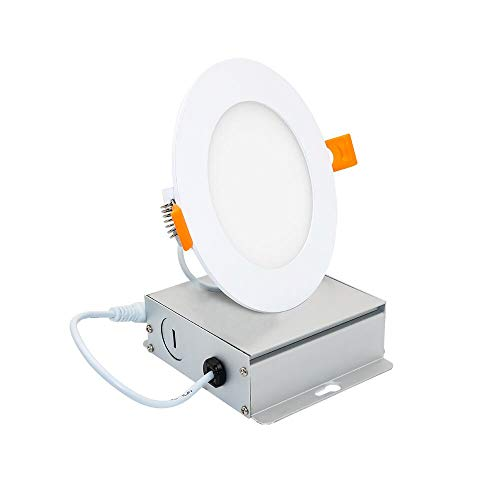 Ultra-Thin Recessed Ceiling Light, Amaxlite 10W 4