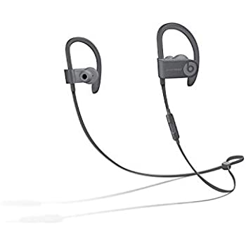 e7c10089539 Beats PowerBeats 3 Wireless In-Ear Headphone Asphalt Gray - (Renewed)