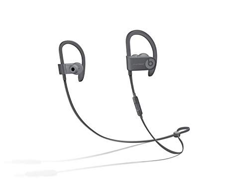 df80b22b10c Beats Powerbeats3 Series Wireless Ear-Hook Headphones - Asphalt Gray  (MPXM2LL/A)