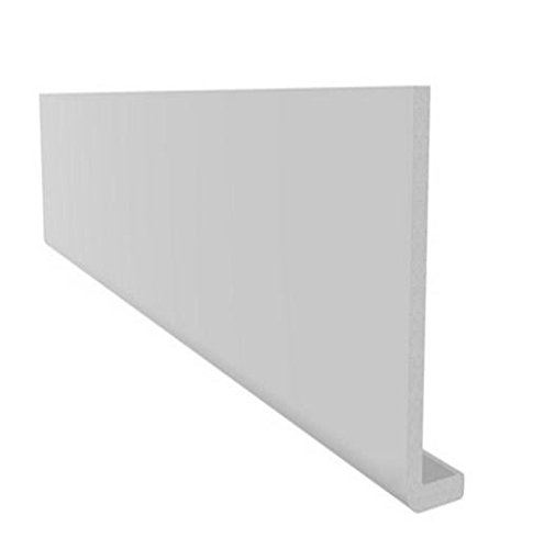 200 x 10mm Cappit Fascia Board 2 x 2.5m freefoam
