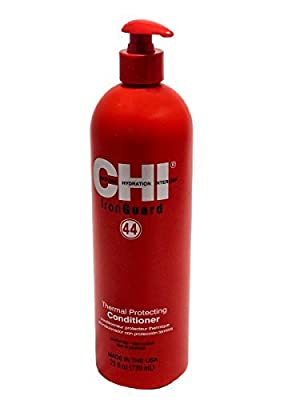 44 Iron Guard Thermal Protecting Conditioner CHI Conditioner Unisex 25 oz