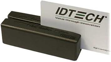 MSR TRK 2 Black KYBD EMUL 113061A Id Tech MINIMAG 2,USB
