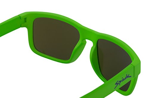 Negro verde Cheeky Talla Niños Spiuk Gafas Unisex Única AcfqwcBFZ
