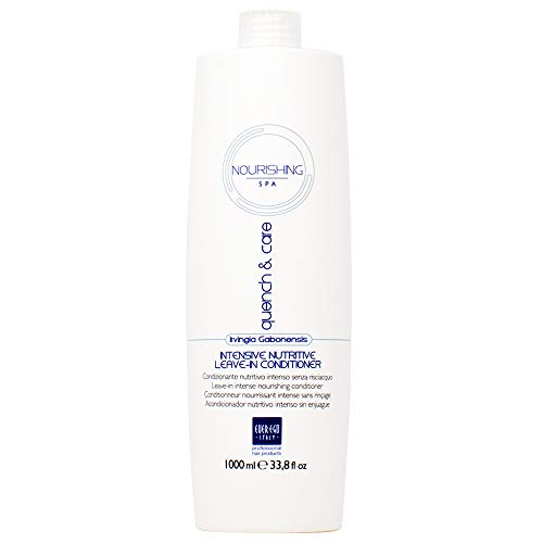 Ever Ego Nourishing Spa Quench & Care Intensive Nutritive Leave-in Conditioner 33.8 oz/1000ml (Care Ego Hair Alter)