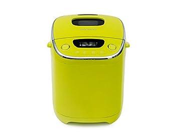 OURSSON bm0801j/GA Panificadora 10 programas manzana verde 0,75 kg 580 W: Amazon.es: Hogar
