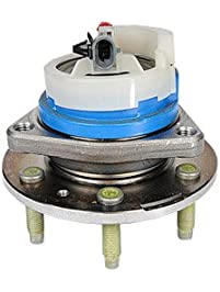 ACDelco FW150 GM Original Equipment Front Wheel Hub and Bearing Assembly with Wheel Speed Sensor and Wheel Studs