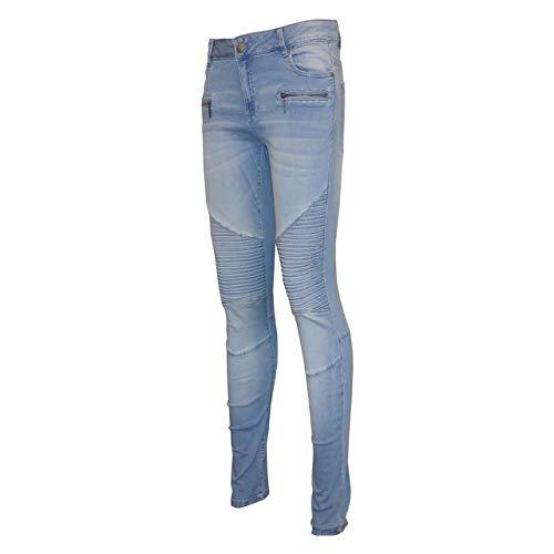Skinny Liberto Blue Miss Light Donna Jeans E8x1vwvqO