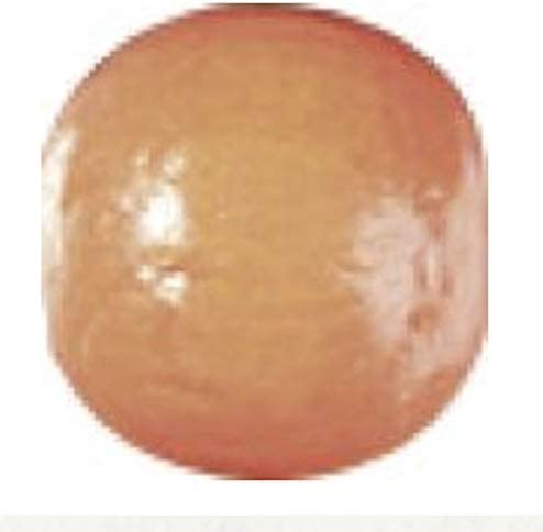 Knorr prandell Holzperle 12mm orange 30er