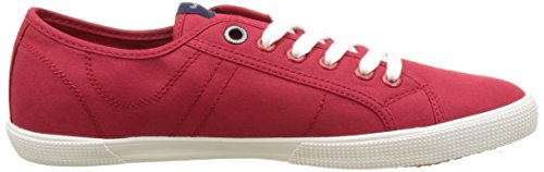 Herren Aberman Top Factory 2 Red 1 Low Pepe Jeans Rot 5x6wRR
