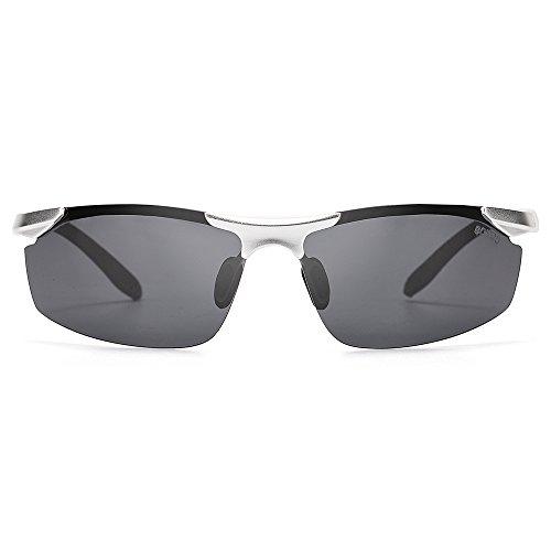 de sol aire de BOYOU Dinero deportes libre los de gafas sol hombres para al gafas W7qqzHX