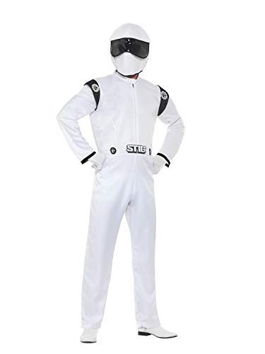 Smiffys Officially Licensed Top Gear, The Stig