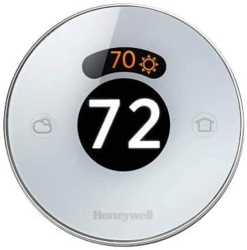 Honeywell Home TH8732WFH5004/U Smart Round WiFi PROGRAMMABLE Thermostat