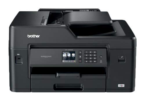 Brother MFC-J6530DW MFP ColorInk 20ipm Nordic Model - Multi Language, MFCJ6530DWZW1 (Nordic Model - Multi Language Color Print (A3), Copy (A3), Scan (A3) & Fax - USB/WiFi/Ethernet)