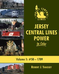 Jersey Central Power In Color Vol 1: #50-1709 ()