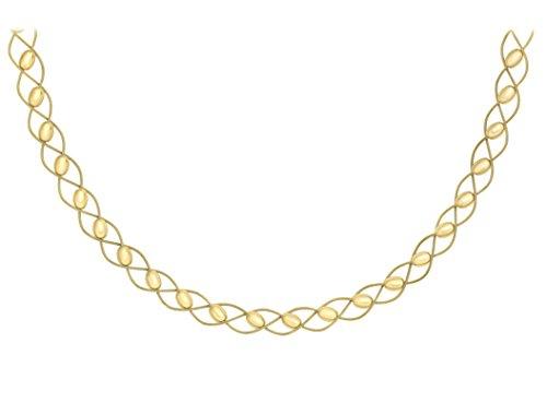 Carissima Gold - Collier - 1.10.8823 - Femme - Or Jaune 375/1000 (9 cts) 6.84 gr - 41 cm