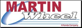 Martin Wheel R-135CS 5-Hole Steel Custom Spoke Trailer Wheel 13x5