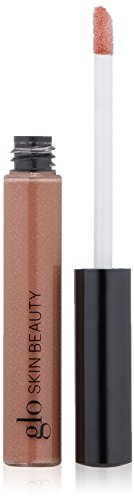 Glo Skin Beauty Lip Gloss in Brown Sugar - Sheer Shimmery Toasted Bronze | 20 Shades | Non-Sticky | Cruelty Free