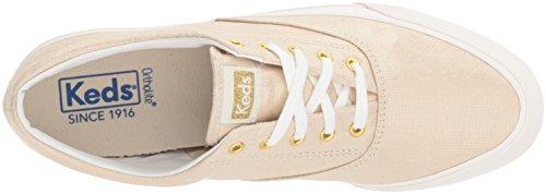 Sneaker Keds Damen Wf58145 Lino Naturale