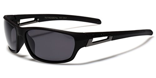 Small Nitrogen Polarized Sport Sunglasses - Matte - Polarised Sunglasses Xloop