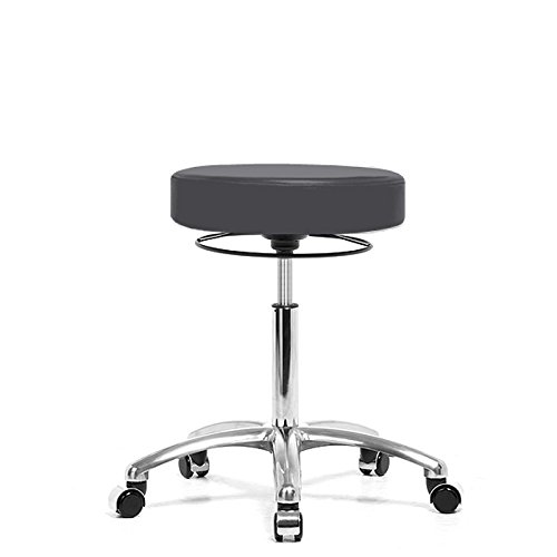 - Top Medical Adjustable Pneumatic Exam Stool in Chrome 21