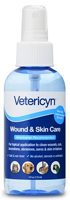 Vetericyn All Animal Wound and Infection Treatment Liquid Pump (8 oz.) by Vetericyn