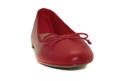 Bailarina de mujer - Maria Jaen modelo 2152N Rojo