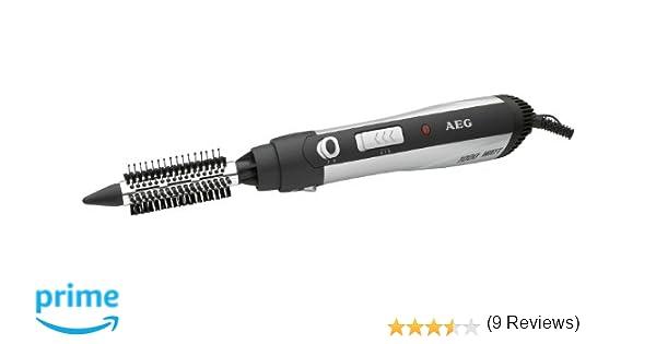 AEG HA S5582 - Moldeador multifunción iónico con rizador, tenacillas y secador, 1000 W, color antracita: AEG: Amazon.es: Salud y cuidado personal